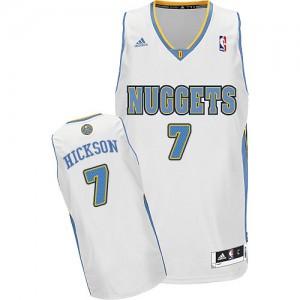 Maillot Swingman Denver Nuggets NBA Home Blanc - #7 JJ Hickson - Homme