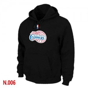 Sweat à capuche NBA Noir Los Angeles Clippers Homme