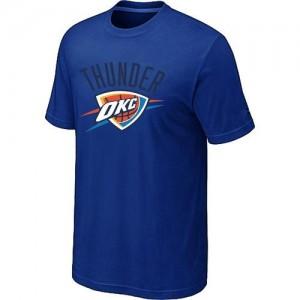Oklahoma City Thunder Big & Tall Bleu Tee-Shirt d'équipe de NBA pas cher - pour Homme
