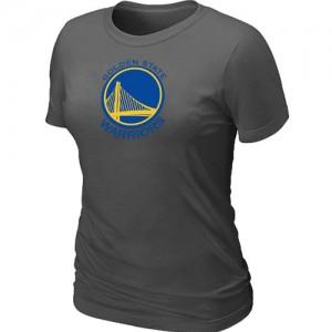 Golden State Warriors Big & Tall Gris foncé Tee-Shirt d'équipe de NBA Vente pas cher - pour Femme