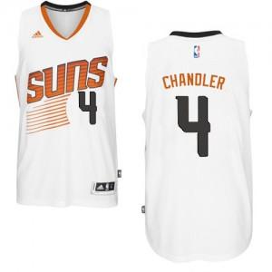Maillot NBA Swingman Tyson Chandler #4 Phoenix Suns Home Blanc - Femme