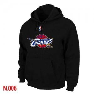 Cleveland Cavaliers Sweat à capuche d'équipe de NBA - Noir pour Homme