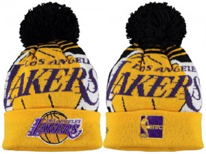Bonnet Knit Los Angeles Lakers NBA R63YUYBA