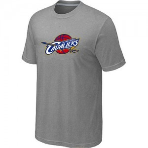 Tee-Shirt NBA Cleveland Cavaliers Big & Tall Gris - Homme