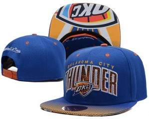 Oklahoma City Thunder 8F3JLPUW Casquettes d'équipe de NBA
