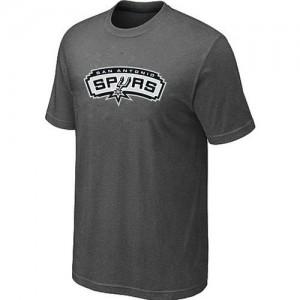 Tee-Shirt Gris foncé Big & Tall San Antonio Spurs - Homme