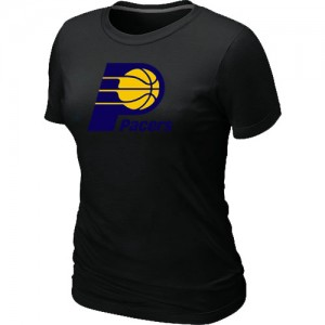 Tee-Shirt NBA Noir Indiana Pacers Big & Tall Femme