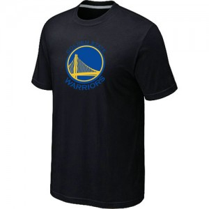 Tee-Shirt NBA Golden State Warriors Noir Big & Tall - Homme