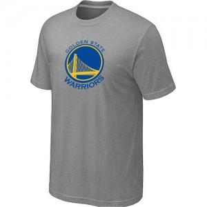 Golden State Warriors Big & Tall Gris Tee-Shirt d'équipe de NBA à vendre - pour Homme