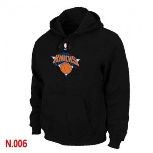 Sweat à capuche NBA Noir New York Knicks Homme