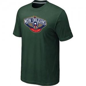 Tee-Shirt Vert foncé Big & Tall New Orleans Pelicans - Homme