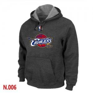 Sweat à capuche NBA Cleveland Cavaliers Gris foncé - Homme