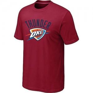 Tee-Shirt Rouge Big & Tall Oklahoma City Thunder - Homme