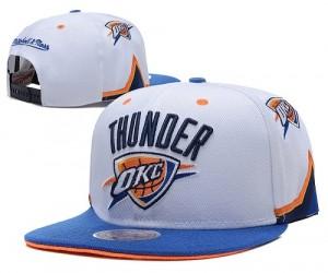 Oklahoma City Thunder 33CFY5PH Casquettes d'équipe de NBA pour pas cher