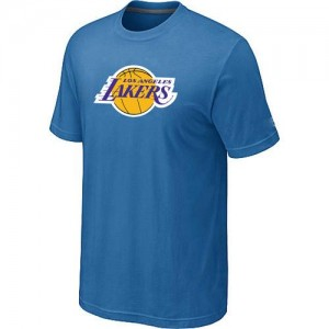 Tee-Shirt NBA Los Angeles Lakers Bleu clair Big & Tall - Homme
