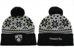 Bonnet Knit Brooklyn Nets NBA EE6C77CH