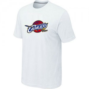 Tee-Shirt Blanc Big & Tall Cleveland Cavaliers - Homme