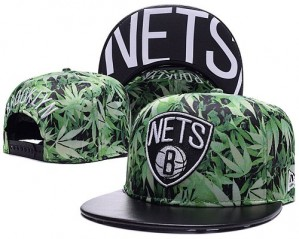 Snapback Casquettes Brooklyn Nets NBA TK3QLM68