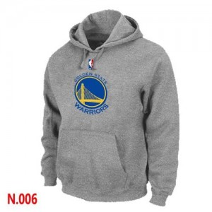 Sweat à capuche Gris Golden State Warriors - Homme