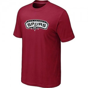 Tee-Shirt NBA San Antonio Spurs Big & Tall Rouge - Homme