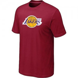 Tee-Shirt NBA Rouge Los Angeles Lakers Big & Tall Homme