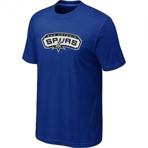 San Antonio Spurs Big & Tall Tee-Shirt d'équipe de NBA - Bleu pour Homme