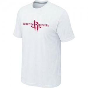 Tee-Shirt NBA Blanc Houston Rockets Big & Tall Homme