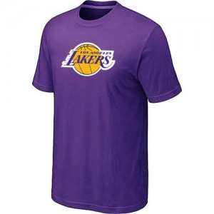 Tee-Shirt NBA Los Angeles Lakers Violet Big & Tall - Homme