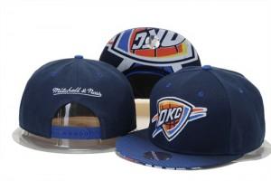 Oklahoma City Thunder XSE5AG6A Casquettes d'équipe de NBA 100% authentique