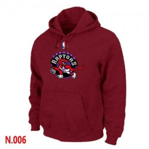 Sweat à capuche NBA Toronto Raptors Rouge - Homme