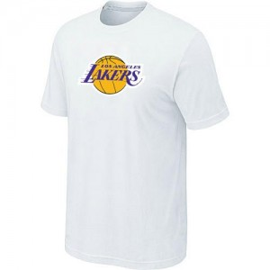Tee-Shirt NBA Los Angeles Lakers Big & Tall Blanc - Homme