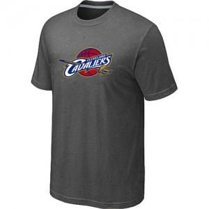 Tee-Shirt NBA Cleveland Cavaliers Gris foncé Big & Tall - Homme