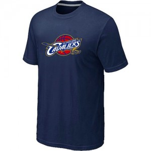 Tee-Shirt NBA Cleveland Cavaliers Marine Big & Tall - Homme