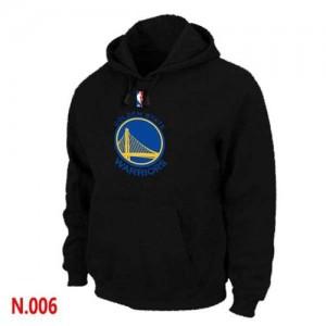 Golden State Warriors Sweat à capuche d'équipe de NBA - Noir pour Homme
