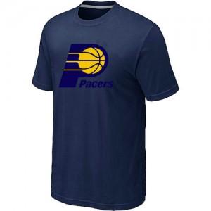 Indiana Pacers Big & Tall Tee-Shirt d'équipe de NBA - Marine pour Homme