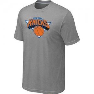 Tee-Shirt NBA Gris New York Knicks Big & Tall Homme
