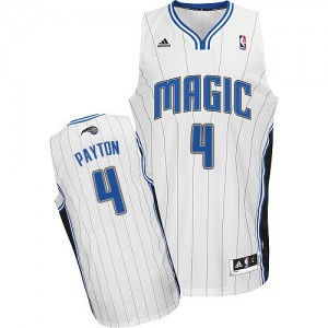 Maillot Swingman Orlando Magic NBA Home Blanc - #4 Elfrid Payton - Homme
