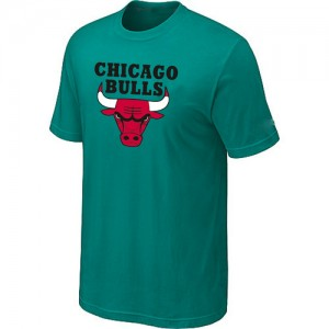 Tee-Shirt Vert Big & Tall Chicago Bulls - Homme