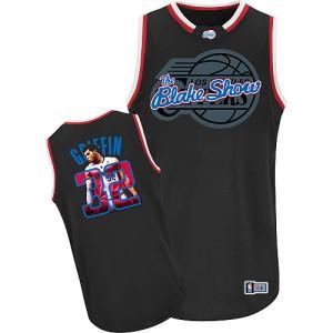 Los Angeles Clippers Blake Griffin #32 Notorious Authentic Maillot d'équipe de NBA - Noir pour Homme