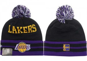 Bonnet Knit Los Angeles Lakers NBA Q25XFNFA