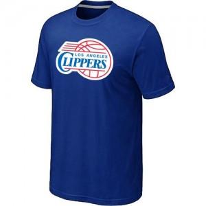 Los Angeles Clippers Big & Tall Tee-Shirt d'équipe de NBA - Bleu pour Homme