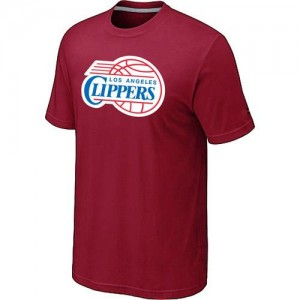 Tee-Shirt NBA Rouge Los Angeles Clippers Big & Tall Homme