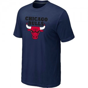 Tee-Shirt NBA Marine Chicago Bulls Big & Tall Homme