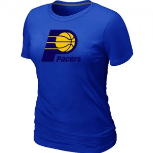 Tee-Shirt NBA Indiana Pacers Big & Tall Bleu - Femme