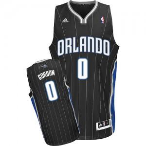 Orlando Magic #0 Adidas Alternate Noir Swingman Maillot d'équipe de NBA en ligne pas chers - Aaron Gordon pour Homme