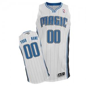 Maillot Orlando Magic NBA Home Blanc - Personnalisé Authentic - Homme