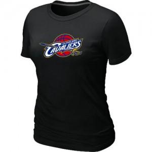 Tee-Shirt Noir Big & Tall Cleveland Cavaliers - Femme
