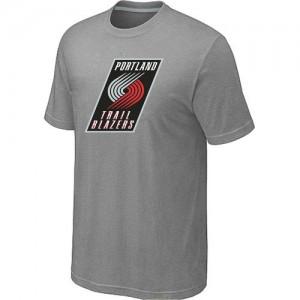 Portland Trail Blazers Big & Tall Gris Tee-Shirt d'équipe de NBA en vente en ligne - pour Homme
