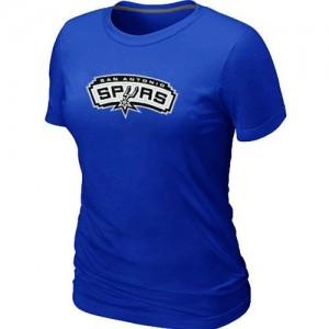 San Antonio Spurs Big & Tall Bleu Tee-Shirt d'équipe de NBA Discount - pour Femme