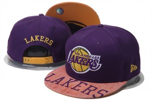Snapback Casquettes Los Angeles Lakers NBA W8P3C6NP